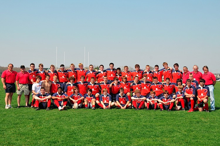 Warriors Team Photo 2008